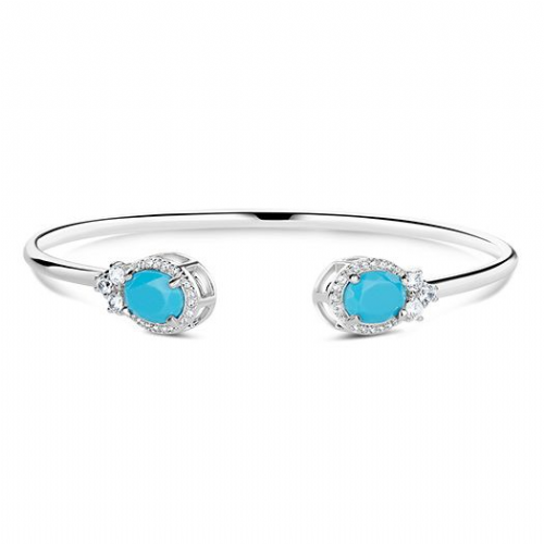 Newbridge Turquoise Bangle